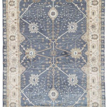Anise Princeton Hand Knotted Wool Rug 2