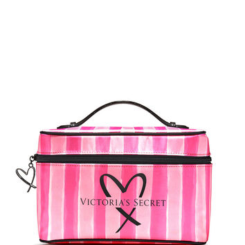 VS Signature Stripe Weekender Train Case - Victoria's Secret