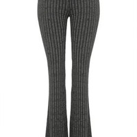 TALL Jersey Ribbed Flares