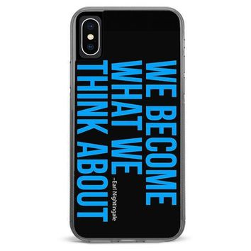 Earl Nightingale iPhone Xs Max case