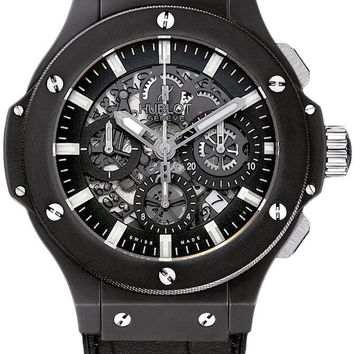 Hublot Big Bang Aero Bang Black Magic 44mm 311.ci.1170.gr Ceramic Ret: $20,300