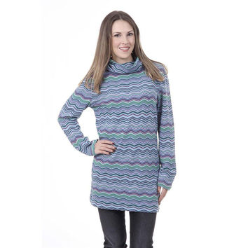 Multi Color 42 EUR - 6 US Missoni Womens Sweater 603012 3011