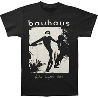 Bauhaus Men's  Bela Lugosi's Dead Slim Fit T-shirt Black