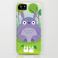 Cute neighbor iPhone & iPod Case by Maria Jose Da Luz