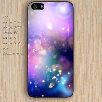 iPhone 6 case glitter Starry sky iphone case,ipod case,samsung galaxy case available plastic rubber case waterproof B213