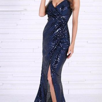 Nyx Sequin Luxe Gown