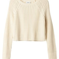 Monki | Knits | Bo knitted top