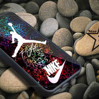 Air Jordan Logo iPhone Case, iPhone 4/4S, 5/5S, 5c, Samsung S3, S4 Case, Hard Plastic and Rubber Case By Dsign Star 08