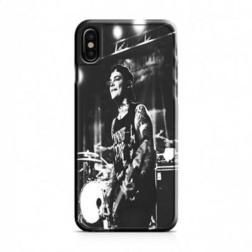 Ahren Stringer the Amity Affliction iPhone X Case