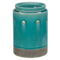 Caribbean Blue Scentsy Warmer DELUXE
