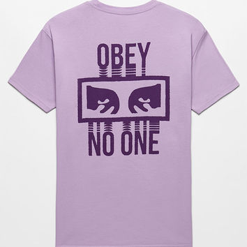 OBEY No One Premium T-Shirt at PacSun.com