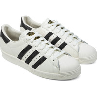 adidas Originals Vintage White/Black Superstar 80s DLX B25963 Shoes | HYPEBEAST Store.