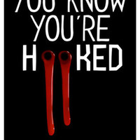 True Blood - You Know You're Hooked Masterprint at AllPosters.com
