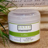 Coffee Facial Mask Powder