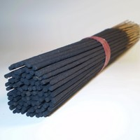 Sandalwood Incense Sticks - You Pick Size - Hand Dipped Hand Packed - TOP SELLER