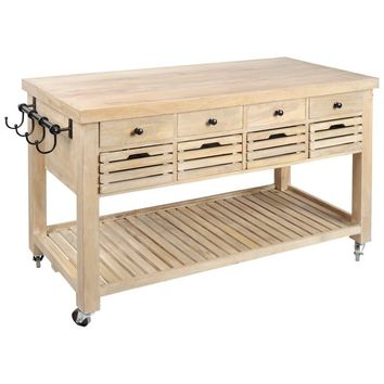 Columbia Kitchen Island
