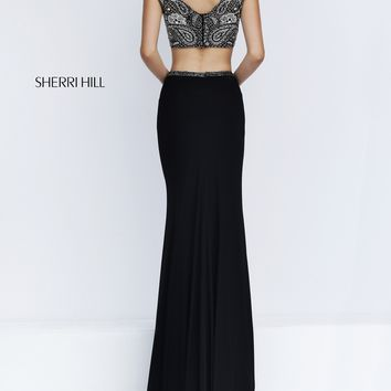 Sherri Hill 50049 prom dress