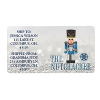 The Nutcracker SHIPPING LABELS