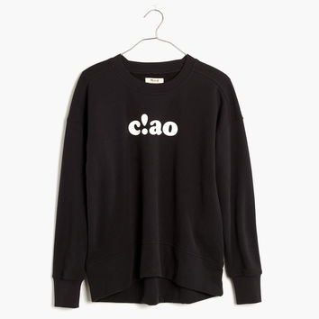 C!ao Graphic Sweatshirt
