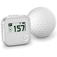 The Distance Calculating Talking Golf Caddy - Hammacher Schlemmer