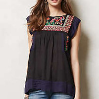 Kyra Embroidered Tunic