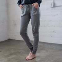 Heather Grey Jogger