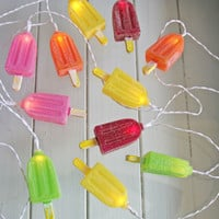Ice Lolly Fairy Lights