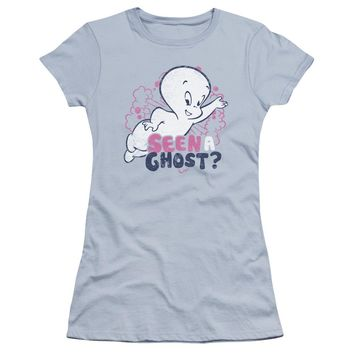 Casper - Seen A Ghost Premium Bella Junior Sheer Jersey
