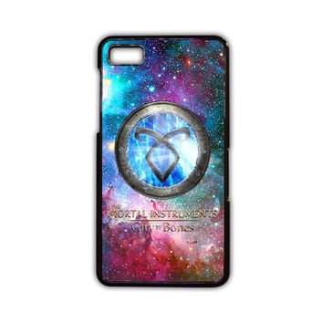 The Mortal Instruments City Of Bones For Blackberry Z10/Blackberry Z30/Blackberry Q10 Phone case ZG