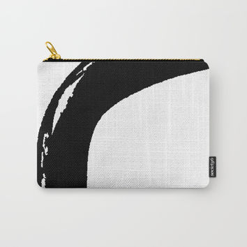 Curve Carry-All Pouch by Dream Of Forest