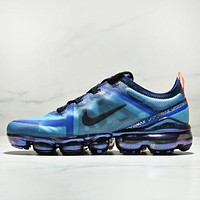 NIKE Air Vapor Max New Fashion Hook Print Air Cushion High Quality Men Shoes