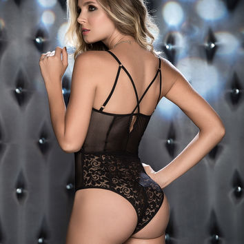 Cheeky Teddy Lingerie Set