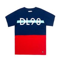 DIAMOND SUPPLY COMPANY DYLC TEE - Navy | Jimmy Jazz - B15DTF17