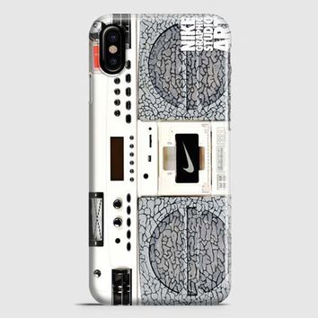 Nike Air Jordan Logo iPhone X Case