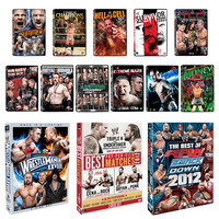 2012 DVD Collection - WWE
