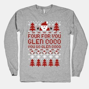 UGLY SWEATER GLEN COCO