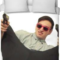 Filthy Frank Duvet Cover