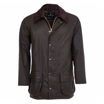 Barbour, Beaufort Wax Jacket, Olive