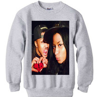 August Alsina x Nicki Minaj sweatshirt