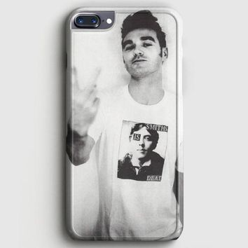 MorrisseyFinger Flip The Smiths Punk iPhone 8 Plus Case | casescraft