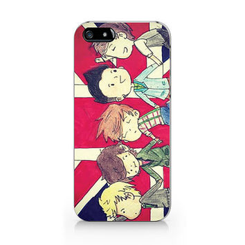 A-195 -  One Direction  iPhone 4/4S case, iPhone 5/5S case