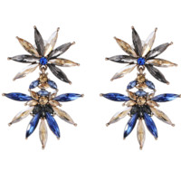 Multi-Star Earrings