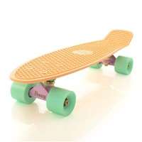 "Penny Skateboards USA Penny Pastel Peach 22"" Original Plastic Skateboard"