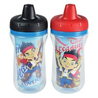 Disney Jake and the Neverland Pirates 2-pk. Sippy Cups by The First Years