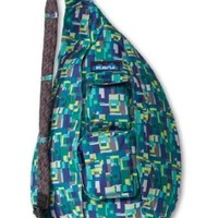 KAVU Rope Bag, Poly Mash, One Size