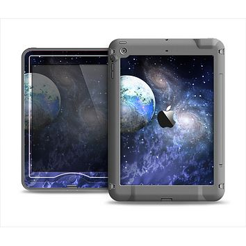 The Foreign Vivid Planet Apple iPad Mini LifeProof Nuud Case Skin Set