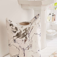 Marble Hamper - Urban Outfitters