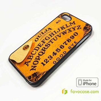 OUIJA BOARD iPhone 4/4S 5/5S/SE 5C 6/6S 7 8 Plus X Case Cover