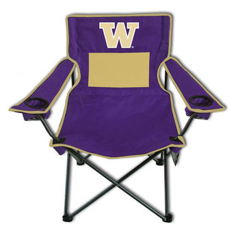 Washington Huskies NCAA Ultimate Adult Monster Mesh Tailgate Chair