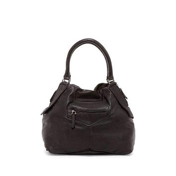 Liebeskind Berlin Women's Kumba Tumbled Wash Goatskin Leather Tote